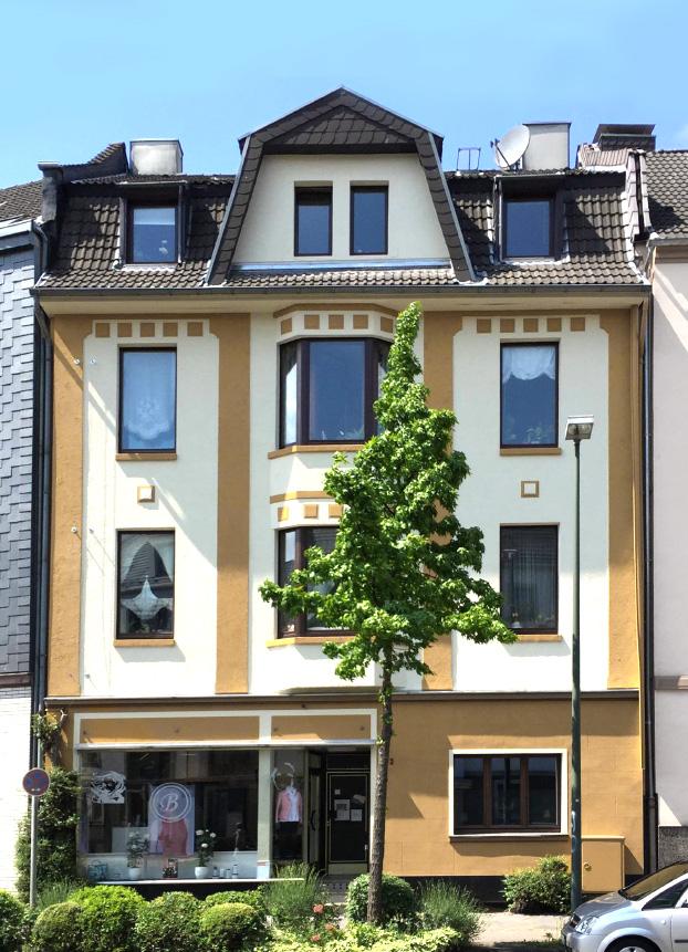 Malermeister Kleinau Düsseldorf Farbe im Raum Maler Renovierung Tapezieren Anstrich Fassade Innenraum